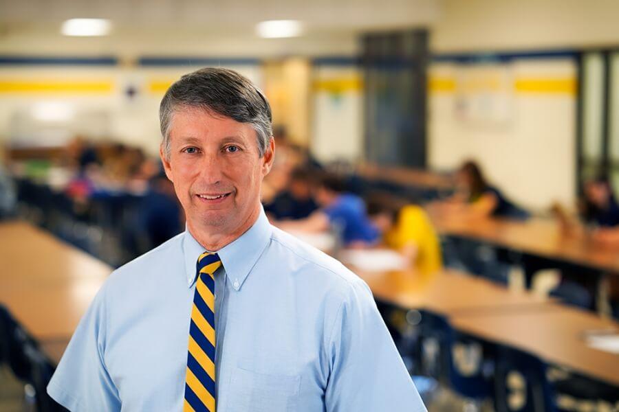 John Brandt, Ed.D., Executive Director
