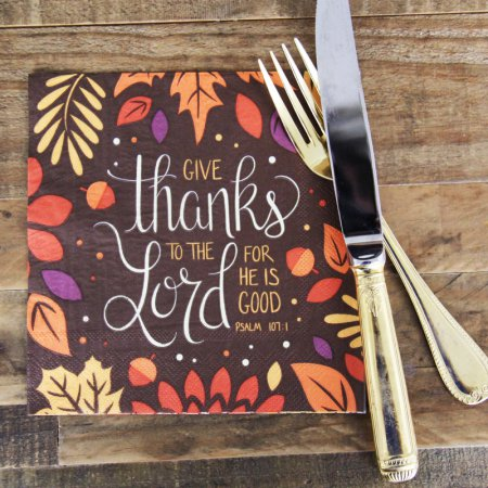 'Give Thanks to the Lord'